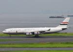 じーく。さんが、羽田空港で撮影したエジプト政府 A340-211の航空フォト(飛行機 写真・画像)
