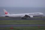 ゆう改めてさんが、羽田空港で撮影した日本航空 777-346の航空フォト(写真)
