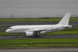 シュウさんが、羽田空港で撮影したコムラックス・マルタ A319-115X CJの航空フォト(飛行機 写真・画像)