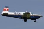 Hariboさんが、チューリッヒ空港で撮影したスイス企業所有 M20K 252TSEの航空フォト(写真)