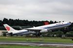 T.Sazenさんが、成田国際空港で撮影した中国国際航空 A330-343Xの航空フォト(飛行機 写真・画像)