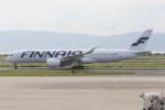 Koenig117さんが、関西国際空港で撮影したフィンエアー A350-941XWBの航空フォト(写真)