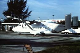 tassさんが、マイアミ国際空港で撮影したエア・カーゴ・キャリアース 330-200の航空フォト(写真)