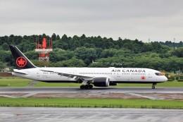 T.Sazenさんが、成田国際空港で撮影したエア・カナダ 787-9の航空フォト(写真)