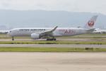 Koenig117さんが、関西国際空港で撮影した日本航空 A350-941XWBの航空フォト(写真)