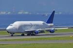 ちゃぽんさんが、中部国際空港で撮影したボーイング 747-4J6(LCF) Dreamlifterの航空フォト(写真)