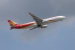 OMAさんが、香港国際空港で撮影した香港航空 A330-343Xの航空フォト(写真)