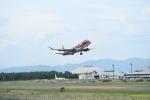 やす!さんが、松本空港で撮影したフジドリームエアラインズ ERJ-170-200 (ERJ-175STD)の航空フォト(写真)