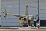 camelliaさんが、静岡ヘリポートで撮影した賛栄商事 R66の航空フォト(写真)