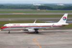セブンさんが、新千歳空港で撮影した中国東方航空 A321-231の航空フォト(飛行機 写真・画像)