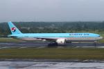 セブンさんが、新千歳空港で撮影した大韓航空 777-3B5/ERの航空フォト(飛行機 写真・画像)