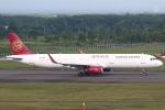 セブンさんが、新千歳空港で撮影した吉祥航空 A321-231の航空フォト(飛行機 写真・画像)