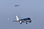 パンダさんが、羽田空港で撮影したスターフライヤー A320-214の航空フォト(写真)