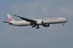 qooさんが、成田国際空港で撮影した日本航空 777-346/ERの航空フォト(写真)