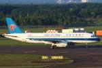 セブンさんが、新千歳空港で撮影した中国南方航空 A320-232の航空フォト(飛行機 写真・画像)