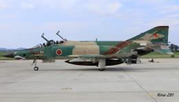RINA-281さんが、松島基地で撮影した航空自衛隊 RF-4E Phantom IIの航空フォト(飛行機 写真・画像)