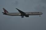 qooさんが、成田国際空港で撮影したカタール航空 777-3DZ/ERの航空フォト(写真)