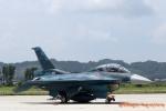 湖景さんが、松島基地で撮影した航空自衛隊 F-2Bの航空フォト(写真)