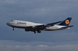 k-spotterさんが、フランクフルト国際空港で撮影したルフトハンザドイツ航空 747-430の航空フォト(飛行機 写真・画像)