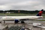 T.Sazenさんが、成田国際空港で撮影したデルタ航空 777-232/LRの航空フォト(写真)