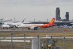 kuro2059さんが、成田国際空港で撮影した香港航空 A320-214の航空フォト(写真)