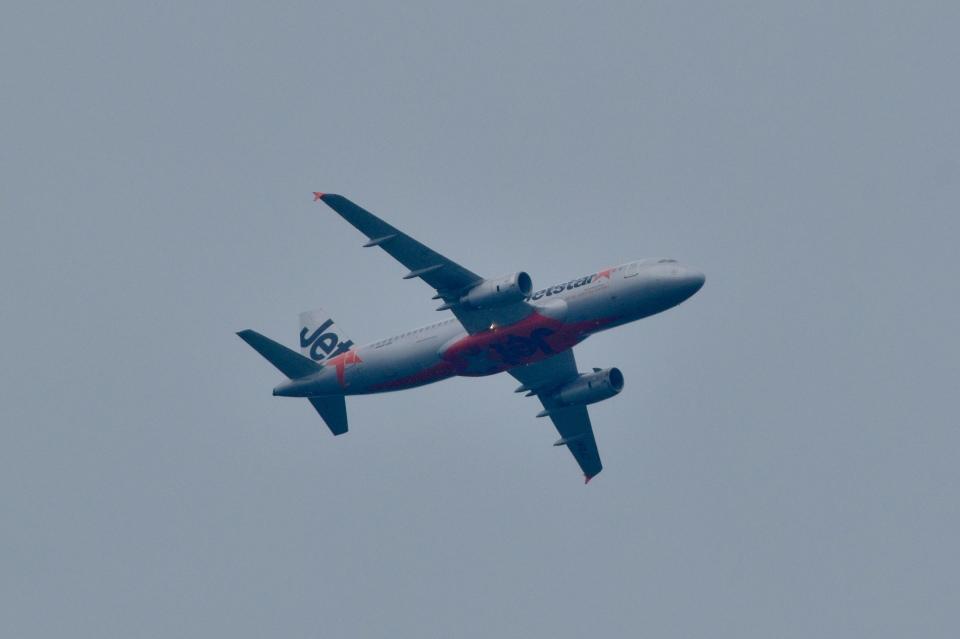 キハ28さんのジェットスター・ジャパン Airbus A320 (JA01JJ) 航空フォト