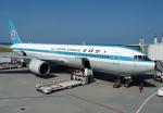 ちゃぽんさんが、那覇空港で撮影した全日空 767-381の航空フォト(写真)