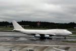 T.Sazenさんが、成田国際空港で撮影したキャセイパシフィック航空 747-444(BCF)の航空フォト(写真)