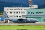 Zakiyamaさんが、熊本空港で撮影したアメリカ空軍 C-130J-30 Herculesの航空フォト(飛行機 写真・画像)