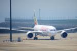 yabyanさんが、中部国際空港で撮影したエチオピア航空 787-8 Dreamlinerの航空フォト(写真)