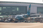BENKIMAN-ENLさんが、広州白雲国際空港で撮影したオマーン航空 A330-243の航空フォト(写真)