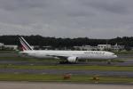 hiroki-JA8674さんが、成田国際空港で撮影したエールフランス航空 777-328/ERの航空フォト(飛行機 写真・画像)
