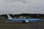hiroki-JA8674さんが、成田国際空港で撮影したKLMオランダ航空 777-306/ERの航空フォト(飛行機 写真・画像)