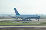 BENKIMAN-ENLさんが、広州白雲国際空港で撮影した中国南方航空 A380-841の航空フォト(写真)