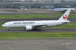 Tango-4さんが、羽田空港で撮影した日本航空 777-246/ERの航空フォト(写真)