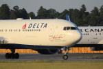 NH642さんが、成田国際空港で撮影したデルタ航空 767-332/ERの航空フォト(写真)
