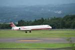やす!さんが、福島空港で撮影した遠東航空 MD-83 (DC-9-83)の航空フォト(写真)