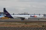 kuro2059さんが、成田国際空港で撮影したフェデックス・エクスプレス 767-3S2F/ERの航空フォト(写真)