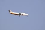 senyoさんが、羽田空港で撮影したオレンジカーゴ 1900C-1の航空フォト(飛行機 写真・画像)