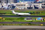 まいけるさんが、羽田空港で撮影した華捷商務航空 G-V-SP Gulfstream G550の航空フォト(写真)