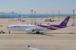ちゃぽんさんが、中部国際空港で撮影したタイ国際航空 A350-941の航空フォト(飛行機 写真・画像)