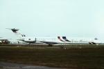 tassさんが、ロンドン・ガトウィック空港で撮影したトランス・アルセース MD-83 (DC-9-83)の航空フォト(飛行機 写真・画像)
