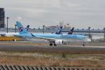 kuro2059さんが、成田国際空港で撮影した大韓航空 BD-500-1A11 CSeries CS300の航空フォト(飛行機 写真・画像)