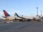 White Pelicanさんが、成田国際空港で撮影したデルタ航空 767-332/ERの航空フォト(写真)