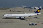 yabyanさんが、中部国際空港で撮影したルフトハンザドイツ航空 A340-311の航空フォト(写真)