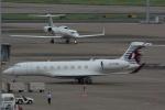 banshee02さんが、羽田空港で撮影したカタール・エグゼクティブ Gulfstream G650ER (G-VI)の航空フォト(写真)