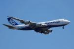 採れたてほしいもさんが、新千歳空港で撮影した日本貨物航空 747-8KZF/SCDの航空フォト(写真)