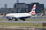 k-spotterさんが、ロンドン・シティ空港で撮影したBAシティフライヤー ERJ-190-100 SR (ERJ-190SR)の航空フォト(写真)