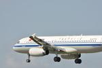 snow_shinさんが、福岡空港で撮影した中国国際航空 A320-232の航空フォト(写真)