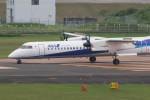 Koenig117さんが、仙台空港で撮影したANAウイングス DHC-8-402Q Dash 8の航空フォト(写真)